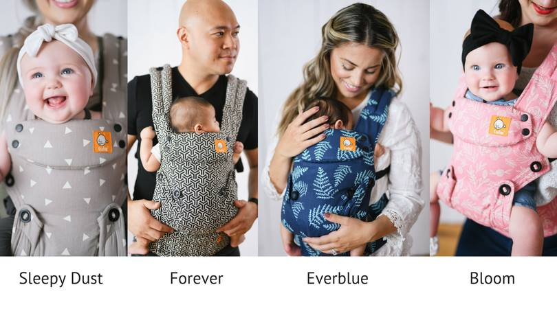 How to Put Baby in the Tula Explore Carrier Forward Facing Out + GIVEAWAY