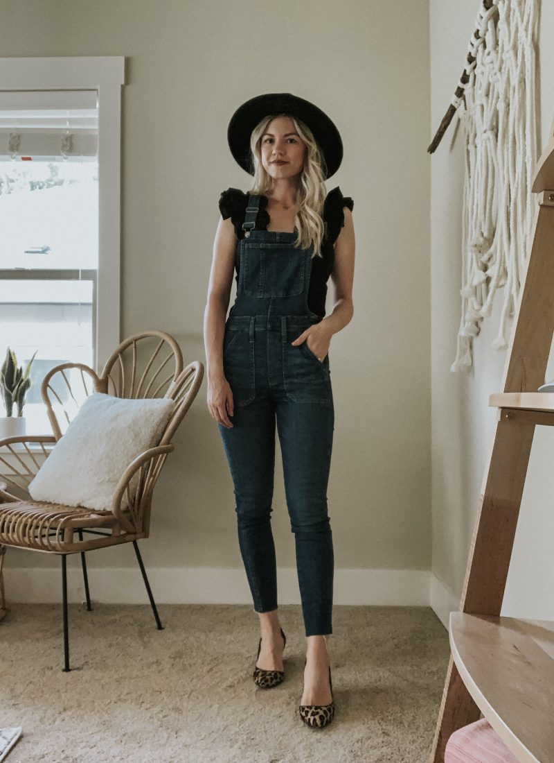Sustainable Style Sessions | How to Style Overalls Three Ways
