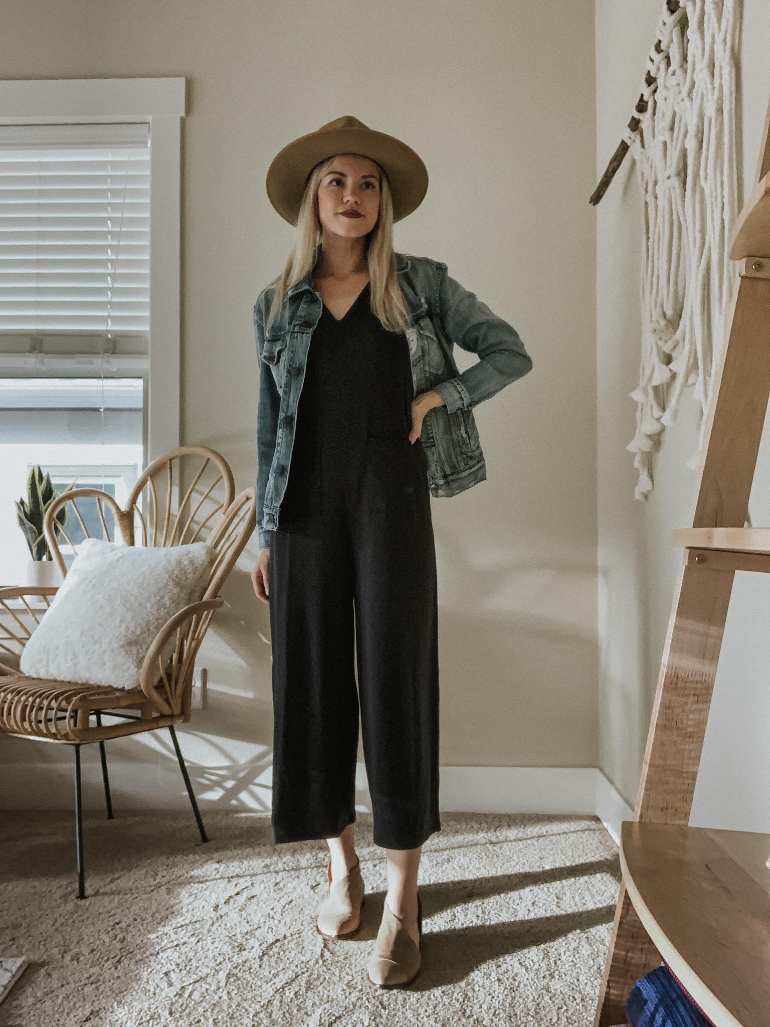 Sustainable Style Sessions | Denim Jacket Three Ways
