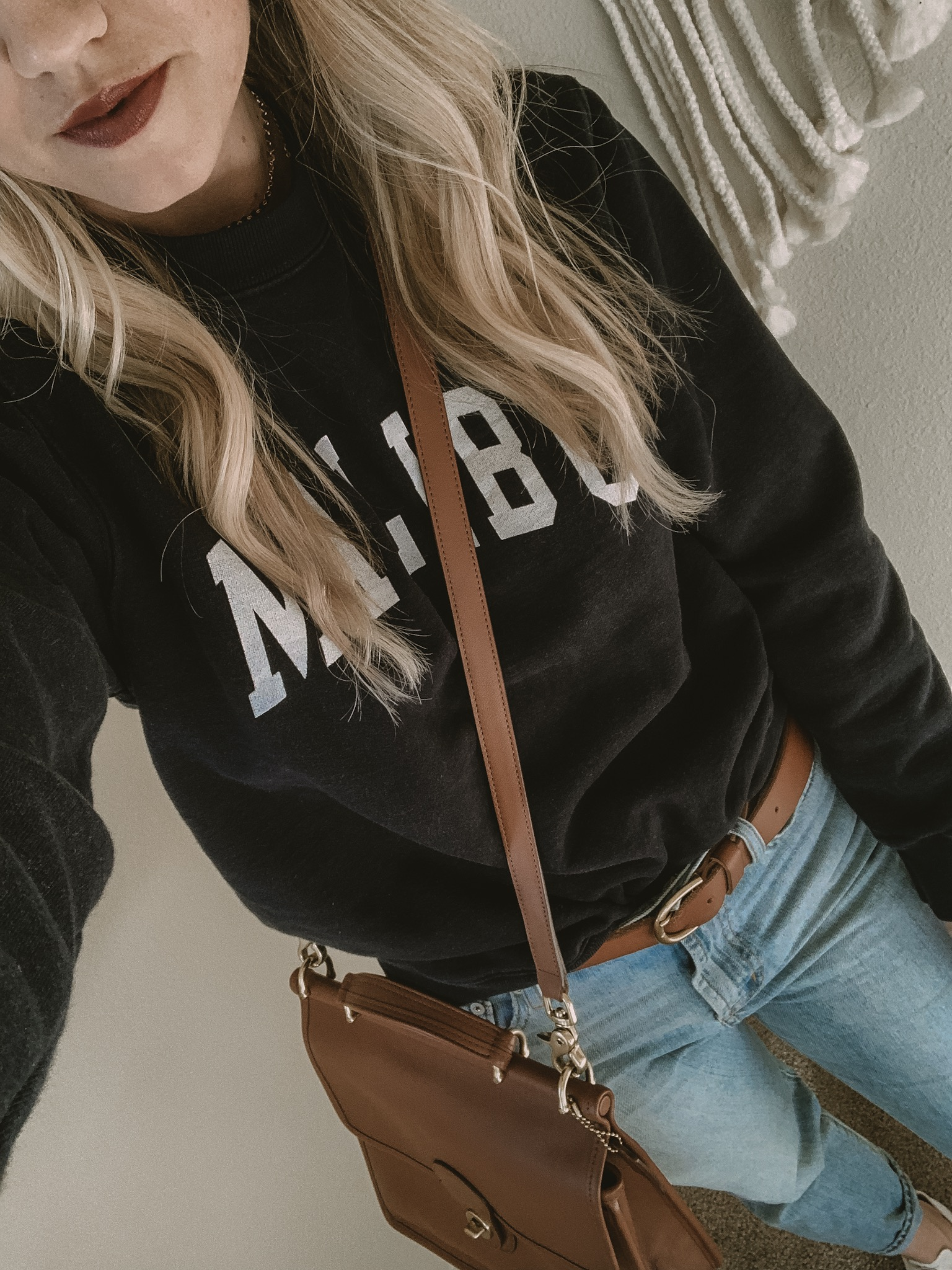 Sustainable Style Sessions | Style An Old Sweatshirt Three Ways