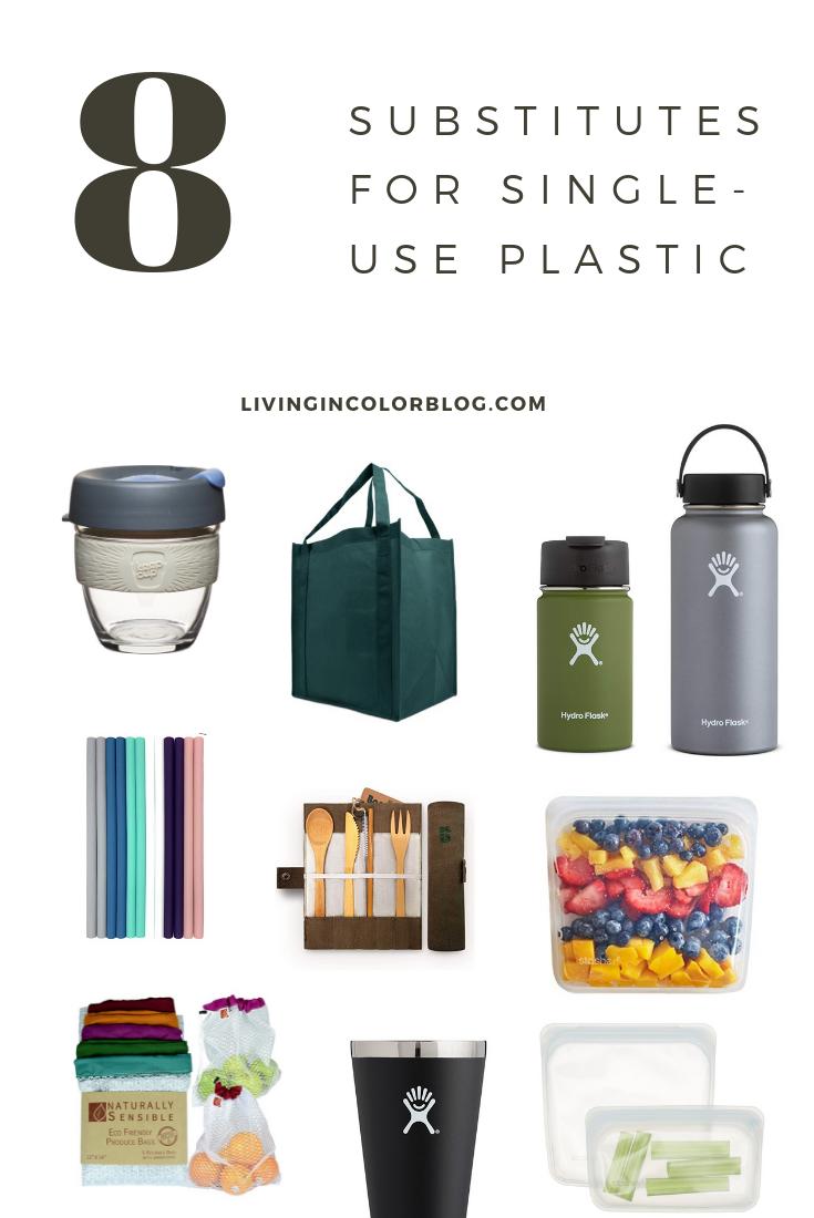 Eight Alternatives to Single-Use Plastic