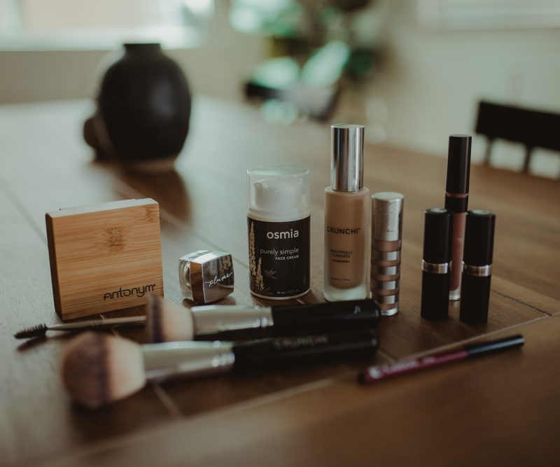 My Non-Toxic Make-Up Routine