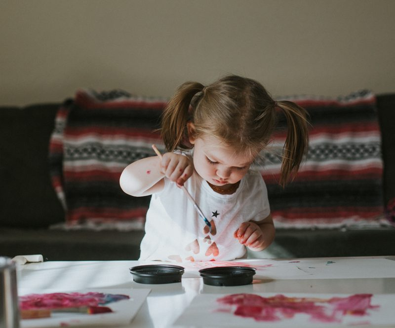 The Best Non-Toxic Art Supplies for Toddlers