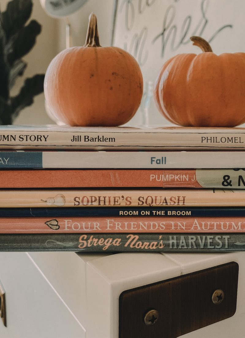 Ten Picture Books to Read with Your Kids in Autumn