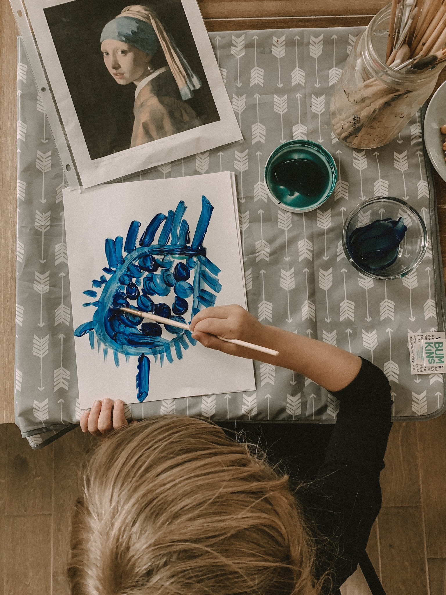 How to Incorporate Art For Young Kids