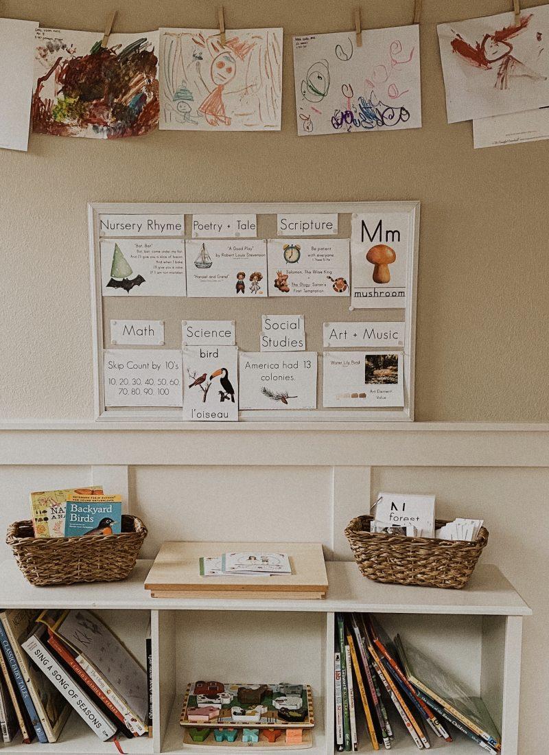 Gentle + Classical Preschool Review | Level 2