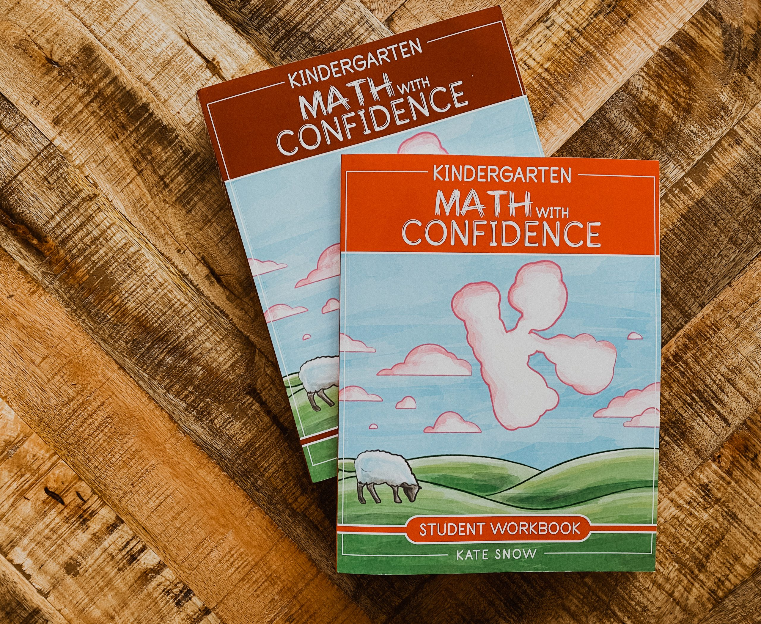 Kindergarten Math With Confidence Curriculum Review