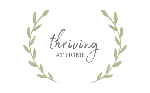 ANNOUNCEMENT: The Thriving at Home Membership!