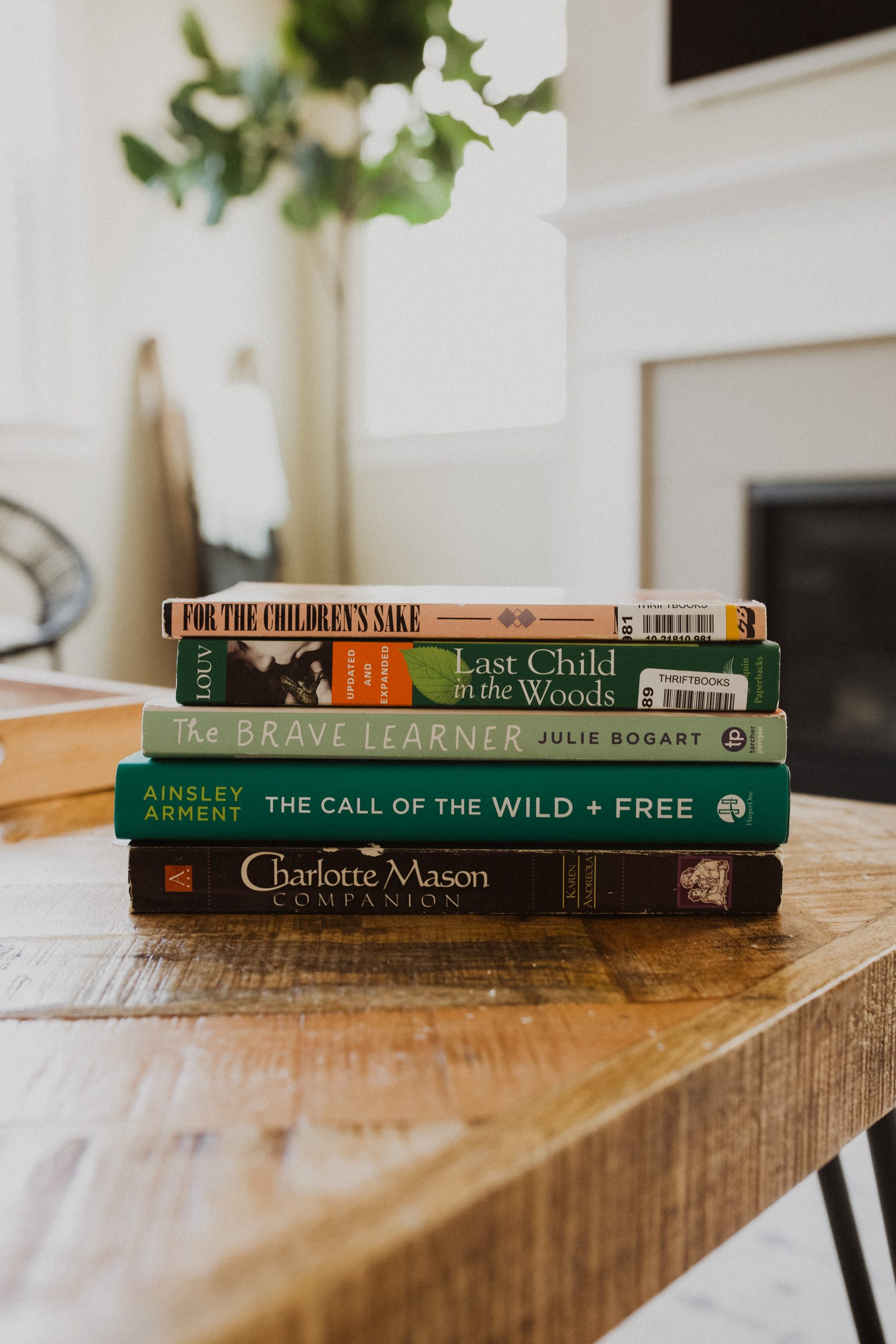 Five Books to Read if You're Considering Homeschooling