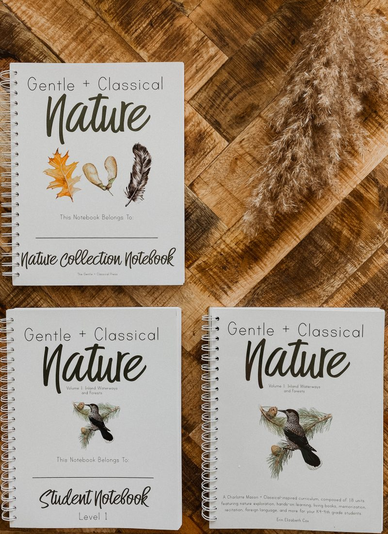 A Look Inside The *All New* Gentle + Classical Nature