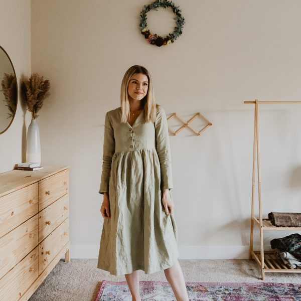 Why You Should Invest in a Linen Dress