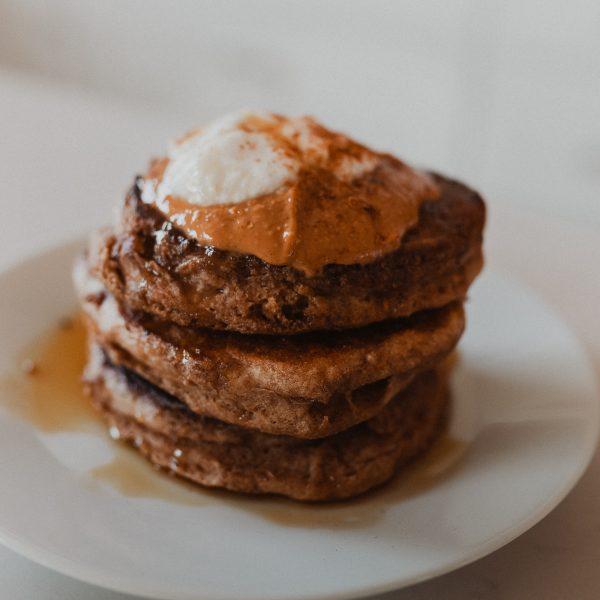 Simple Homemade Pancakes
